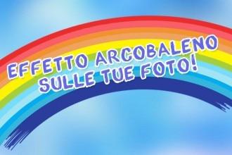 effetto arcobaleno-foto