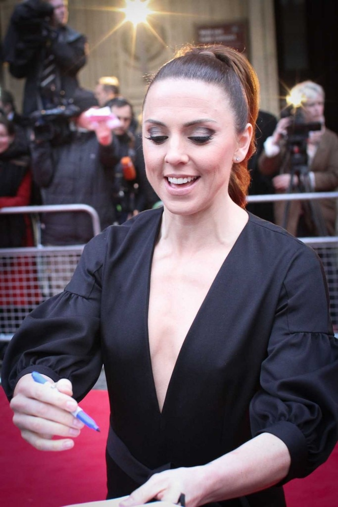 Mel C arriving at the Royal Albert Hall from wikipedia