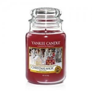 collezione natalizia yankee candle