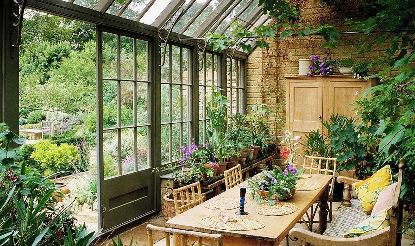 Giardino Dinverno In Casa : Giardino d inverno alcune idee su come realizzarlo in casa wegirls