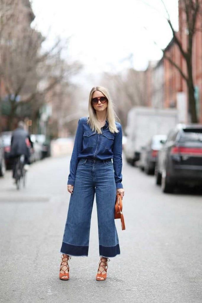 camicia di jeans