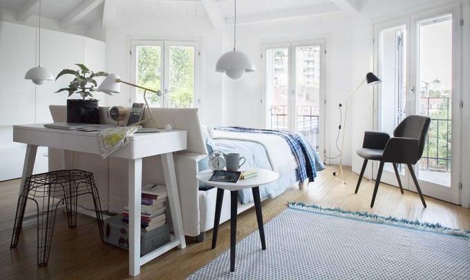 Studio in camera da letto: come ricavarlo in maniera ...