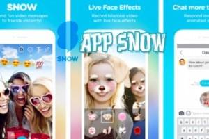 App snow