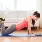 migliori app per allenarsi in casa