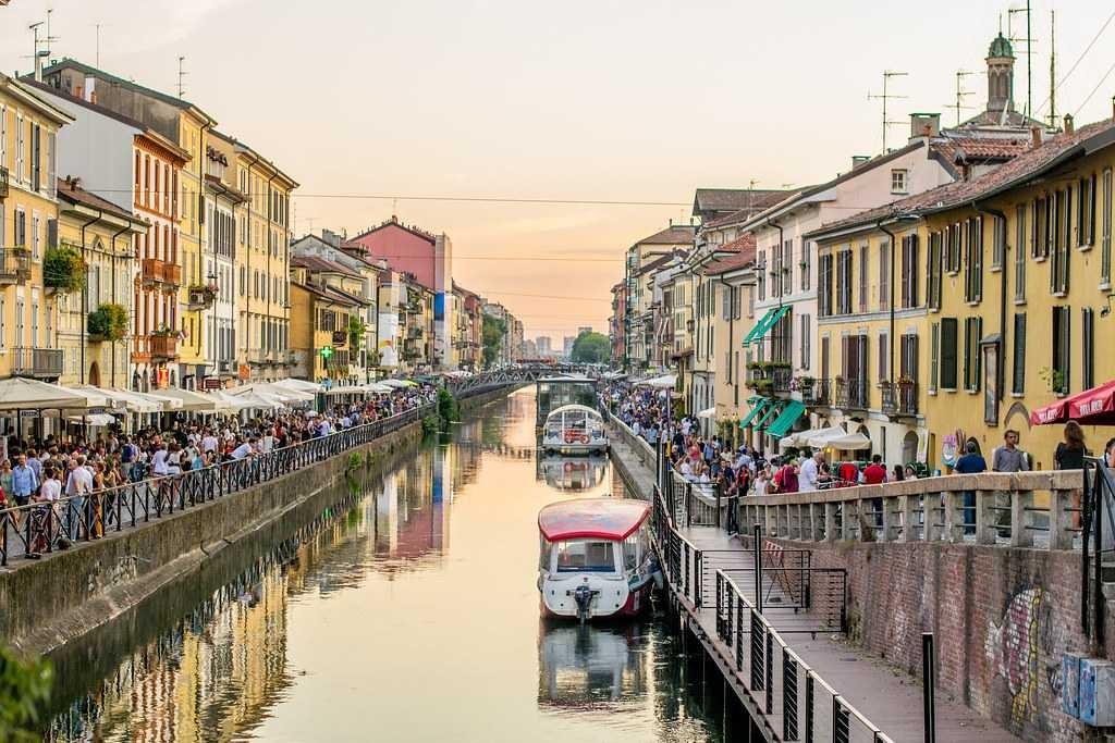 Luoghi instagrammabili Milano