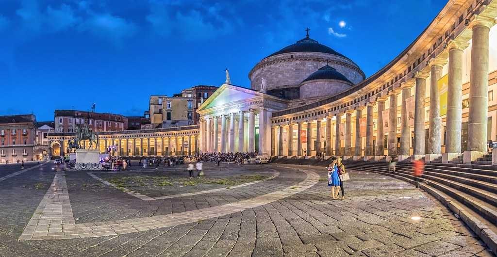 Napoli luoghi instagrammabili