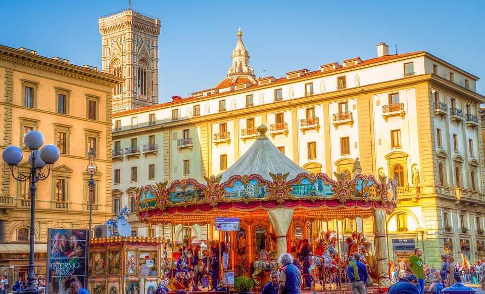 Firenze: luoghi instagrammabili