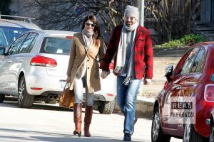Ilaria D'Amico e Gigi Buffon: il tempo delle mele - Real Paparazzi 5