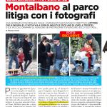 Luca Zingaretti vs paparazzi - Real Paparazzi 2
