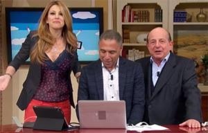 Magalli contro Adriana Volpe, la lite si sposta sui social - Real Paparazzi