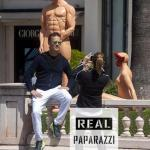 Rocco Siffredi e l'indissolubile legame con la moglie Rosa - Real Paparazzi 7