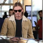David Beckham a Milano inseguimento per la città - Real Paparazzi
